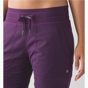 Lululemon Unlined Dance Studio Pants
